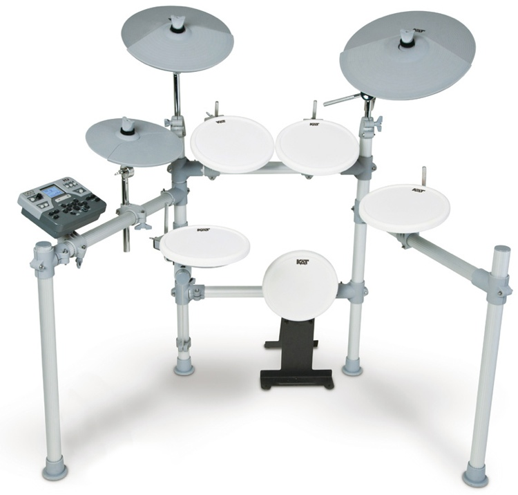 KAT Percussion KT2 Electronic Drum Kit image 1