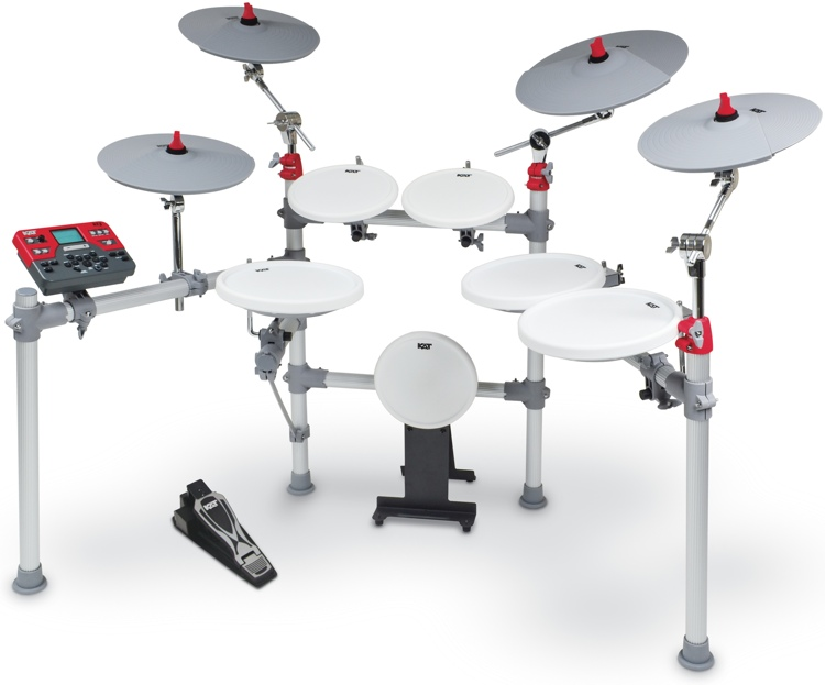 KAT Percussion KT3 Advanced High-Performance Digital Drum Set image 1