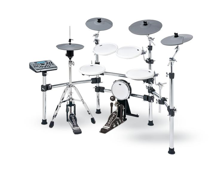 KAT Percussion KT4 Electronic Drum Set image 1