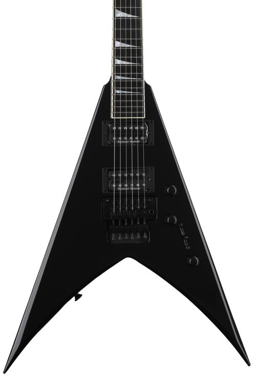 Jackson Select Series KV2 King V - Black image 1