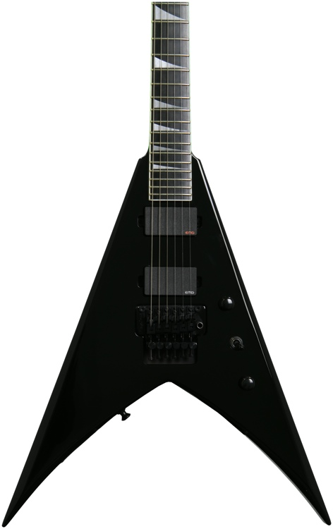 Jackson KVMGQ Pro Series King V - Transparent Black  image 1