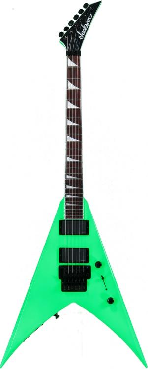 Jackson King V KVXMG - Kawasabi Green image 1