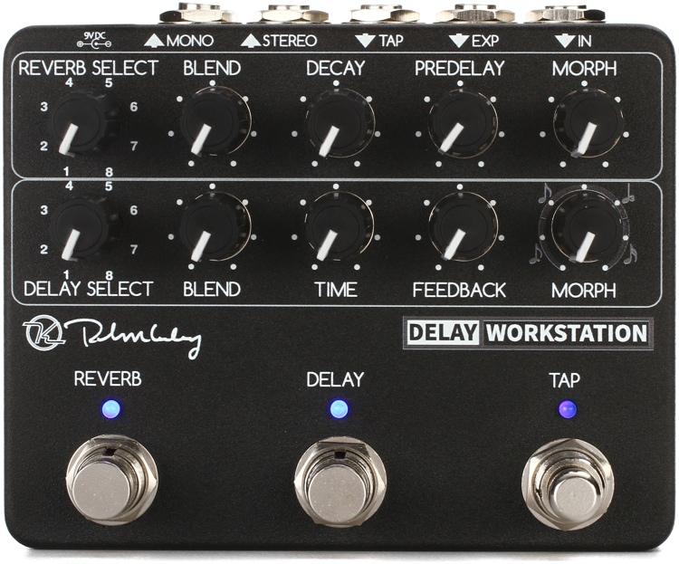 Keeley Delay Workstation Analog Multi-effects Pedal image 1
