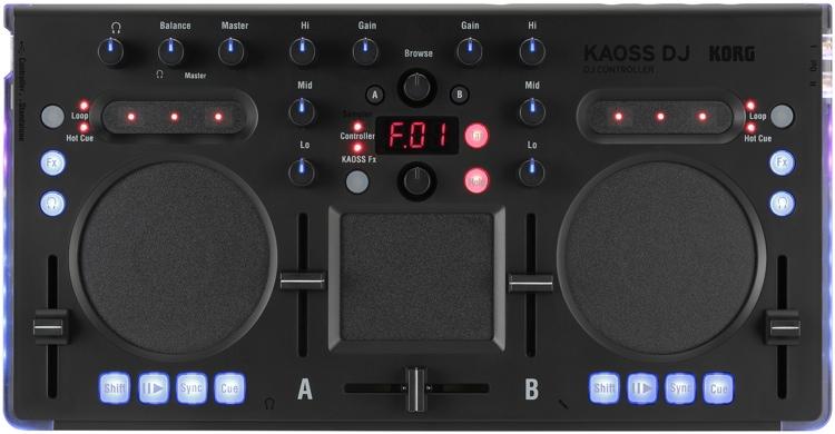 Korg Kaoss DJ image 1
