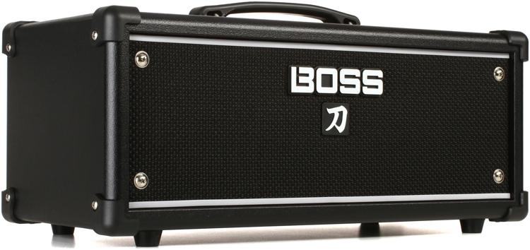 Boss Katana Head - 100/50/0.5-watt COSM Head with Internal speaker image 1