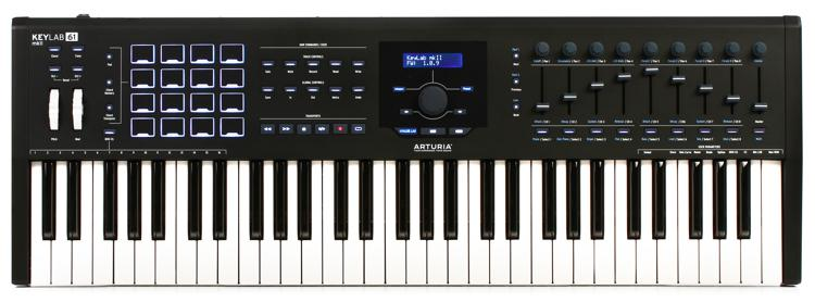 Keylab MK II 61