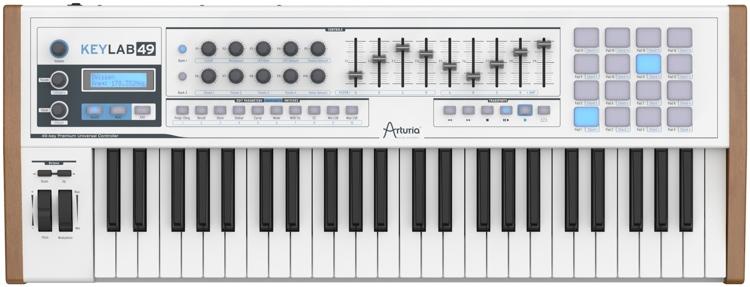 Arturia KeyLab 49 Keyboard Controller image 1