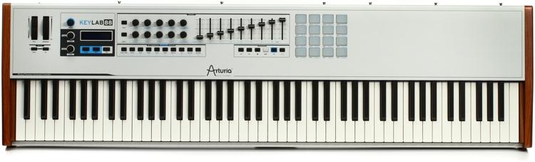 Arturia KeyLab 88 Controller with Analog Lab 2 Software image 1