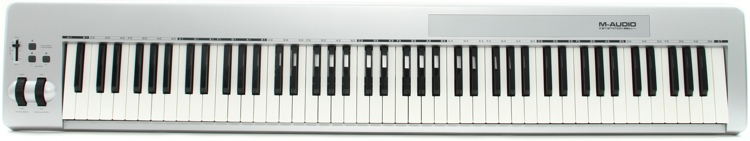 M-Audio Keystation 88es 88-key MIDI Controller image 1