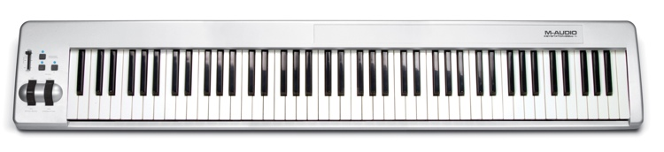 m-audio keystation 88es software