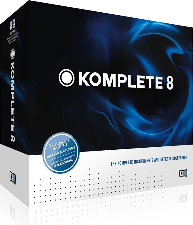 Native Instruments Komplete 8 EDU Lab - Additional License image 1
