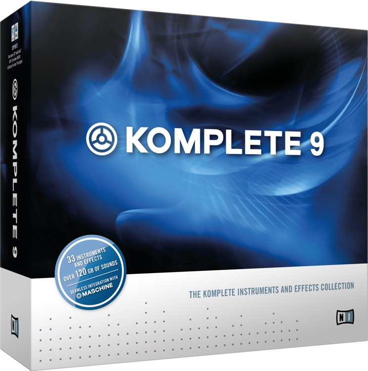 Native Instruments Komplete 9 Update from Komplete 2-8 image 1