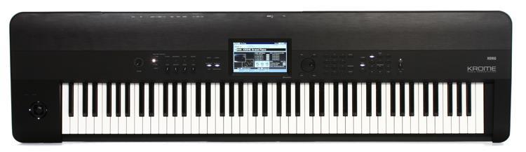 Korg Krome 88-Key Synthesizer Workstation image 1