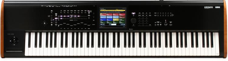 Korg Kronos 88-key Synthesizer Workstation image 1