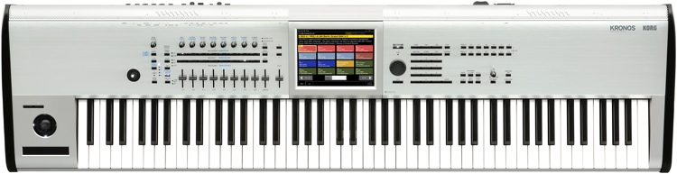 Korg Kronos Platinum 88-key Synthesizer Workstation - Limited Edition