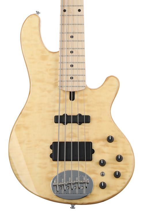Lakland Skyline 55-02 Deluxe - Natural, Maple Fingerboard image 1