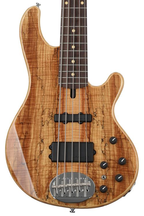 Lakland Skyline 55-02 Deluxe - Spalted, Rosewood image 1