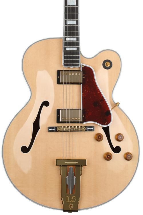 Gibson Custom L-5 CES - Natural image 1