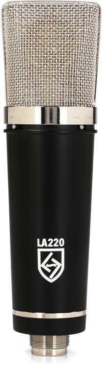 Lauten Audio LA-220 Large-diaphragm Condenser Microphone image 1