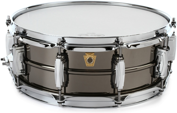 Ludwig Black Beauty Snare Drum - 5