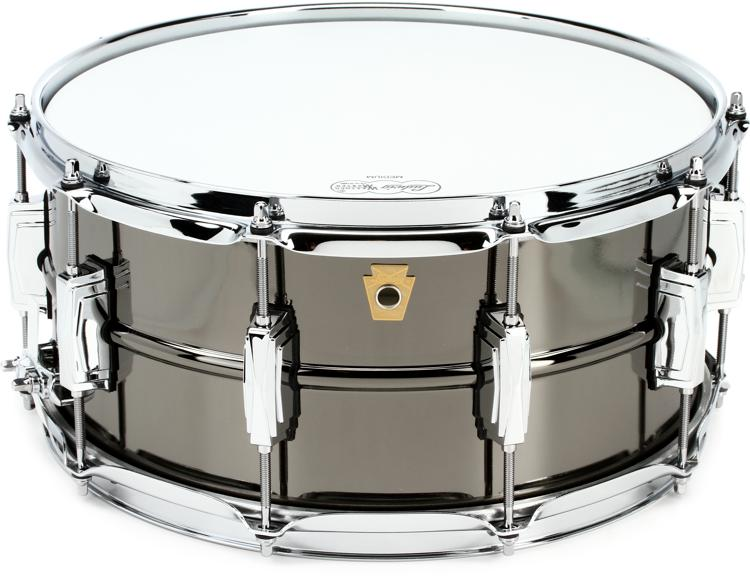 Ludwig Black Beauty Snare Drum