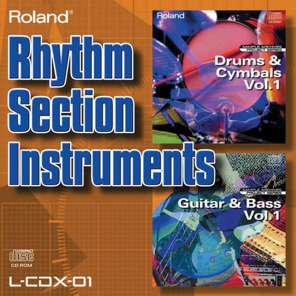 Roland L-CDX-01 image 1