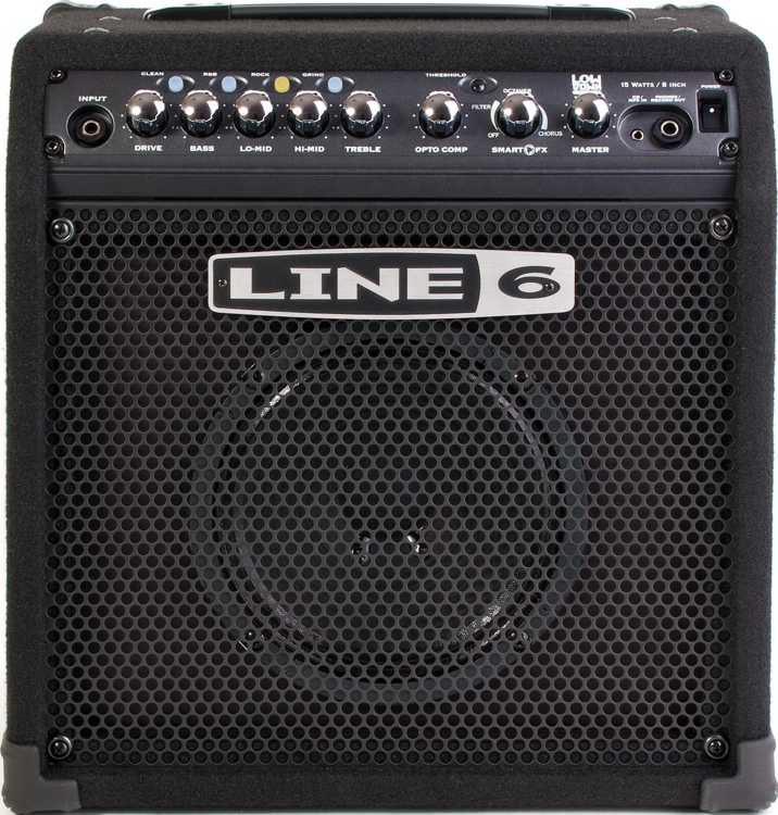 Line 6 Low Down LD15 image 1