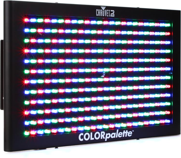 Chauvet Dj Colorpalette Rgb Wash Panel Sweetwater
