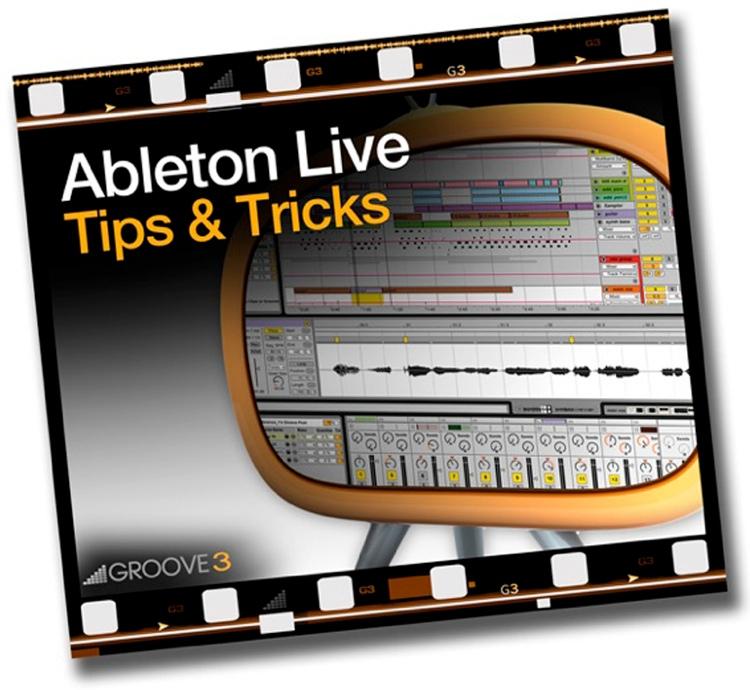 Groove3 Ableton Live Tips & Tricks image 1