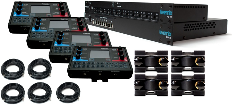 Digital Audio Labs LiveMix Analog System image 1