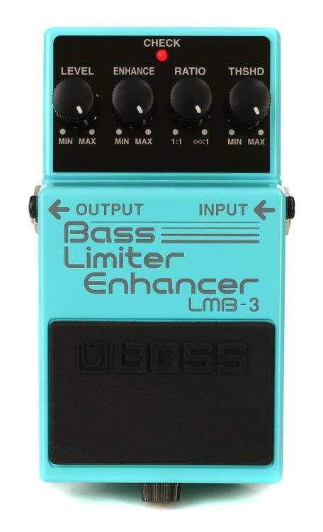 Boss LMB-3 Bass Limiter / Enhancer Pedal image 1