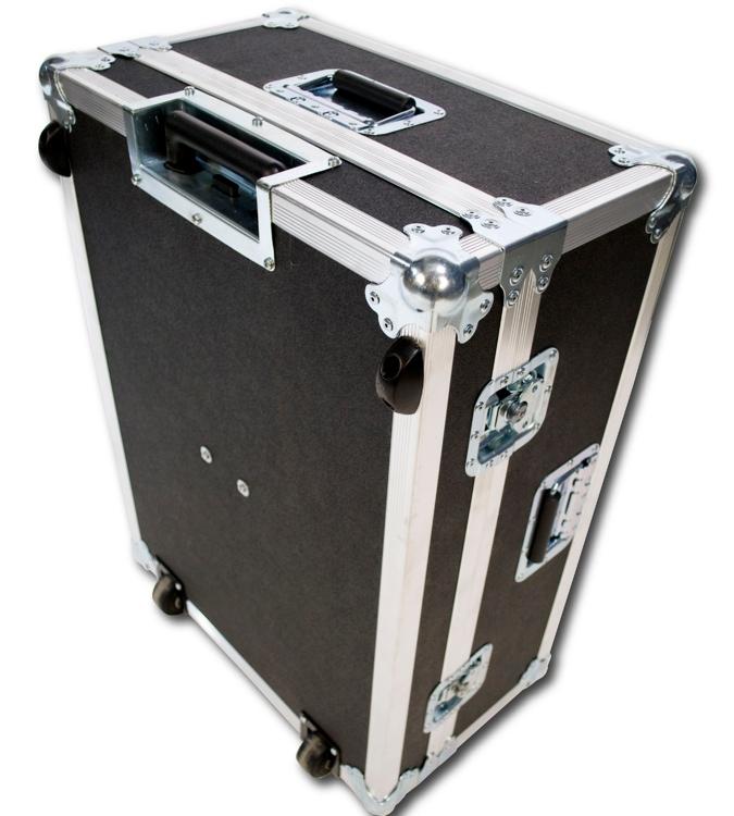 LM Cases StudioLive 16 Case w/Wheels image 1