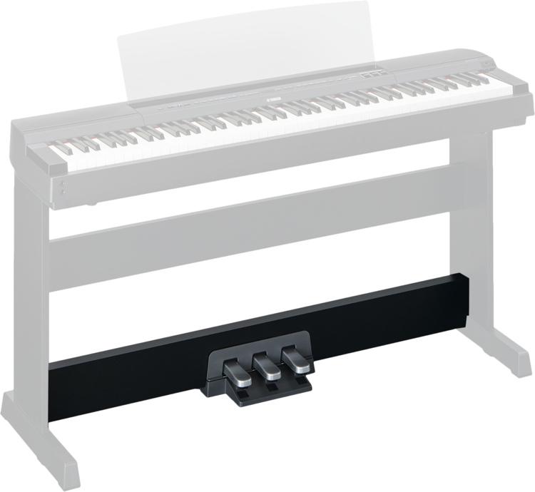 Yamaha LP-255 3-Pedal Unit - Black image 1
