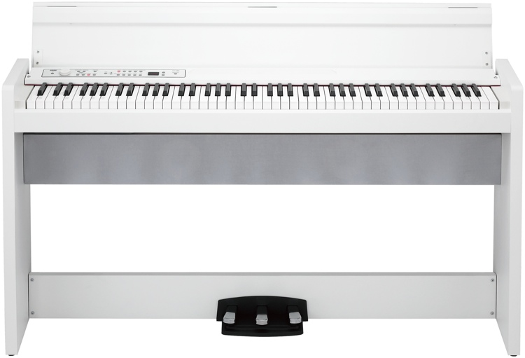 Korg LP-380 Digital Piano - White image 1