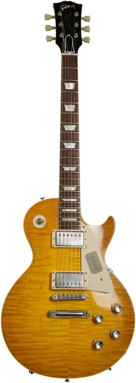 Gibson Custom 1960 Les Paul Reissue Murphy Aged - Lemonburst image 1