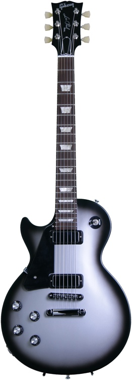 Gibson Les Paul Studio \'70s Tribute - Satin Silverburst image 1