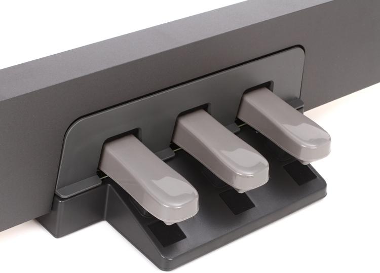 Yamaha LP7A 3-pedal Option for DGX-660 - Black image 1