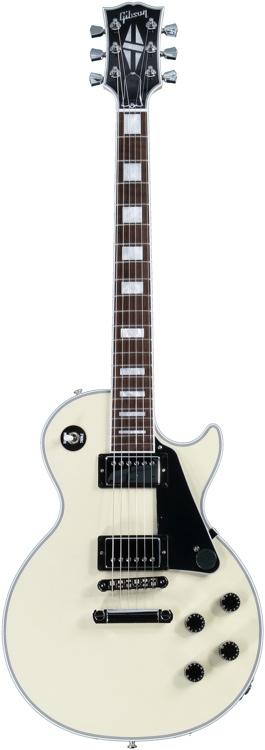 Gibson Les Paul Classic Custom - Cream image 1