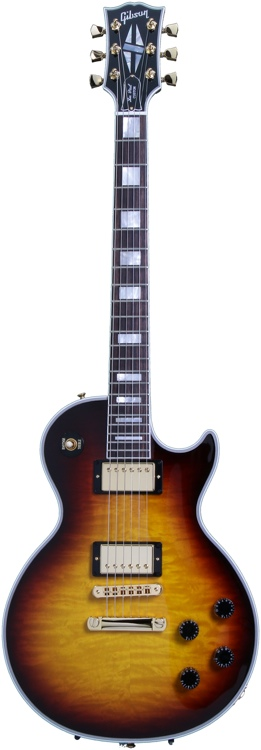 Gibson Custom Les Paul Custom Sweetwater Special Run - Faded Tobacco image 1