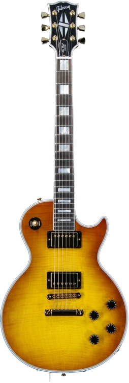 Gibson Custom Les Paul Custom Figured image 1