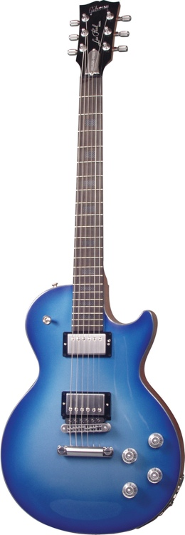 Gibson HD.6X-PRO Guitar System - Blue Metallic image 1