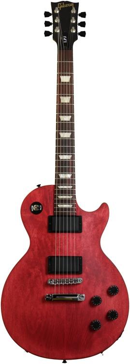 Gibson Les Paul LPJ - Cherry Satin image 1