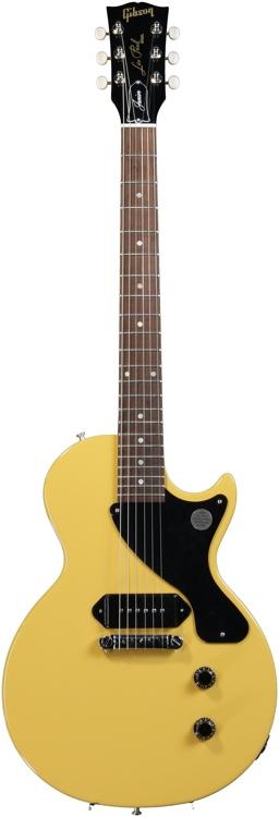 Gibson Les Paul Junior - Gloss Yellow image 1