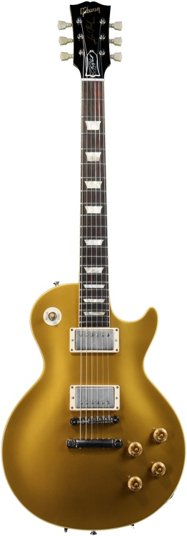 Gibson Custom Lee Roy Parnell Signature \'57 Les Paul - Gold Top image 1