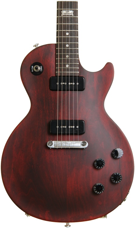 Gibson Les Paul Melody Maker - Wine Red Satin image 1