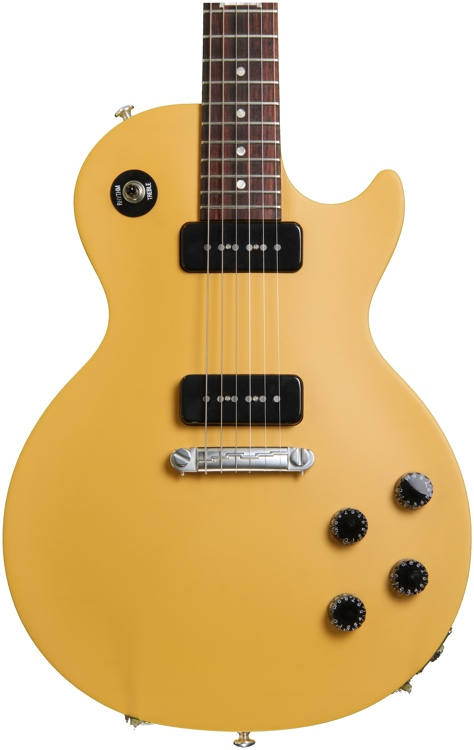 Gibson Les Paul Melody Maker - Yellow Satin image 1