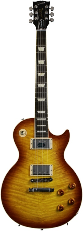 Gibson Les Paul Standard Plus - Honey Burst, 2013  image 1