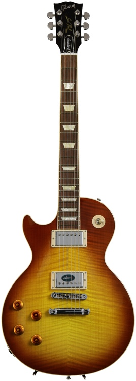 Gibson Les Paul Standard Plus Left Handed - Tea Burst image 1
