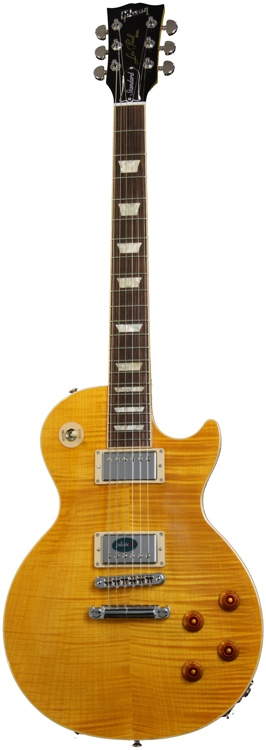 Gibson Les Paul Standard Plus - Translucent Amber, 2013  image 1