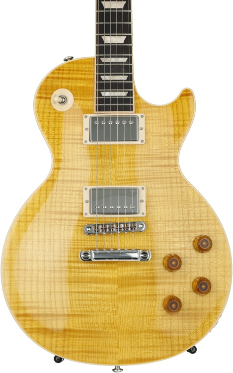Gibson Les Paul Standard 2016 T - Translucent Amber image 1